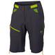 Karpos Free Shape Stone Pantaloni corti Uomo grigio/verde